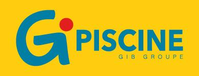 Logo G Piscine