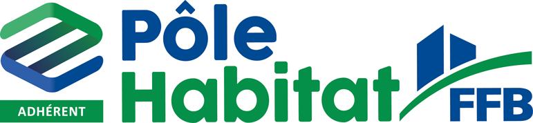 Logo Pôle Habitat Fédération Française du Bâtiment