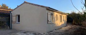 livraison d'une maison à Saint Sulpice et Cameyrac (Gironde)